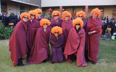 "Fotogalery 2019: Só word ""Magical Oranje"" gedoen"