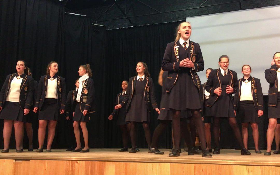 Só het kultuur deel van Bloemhof-interskole geword
