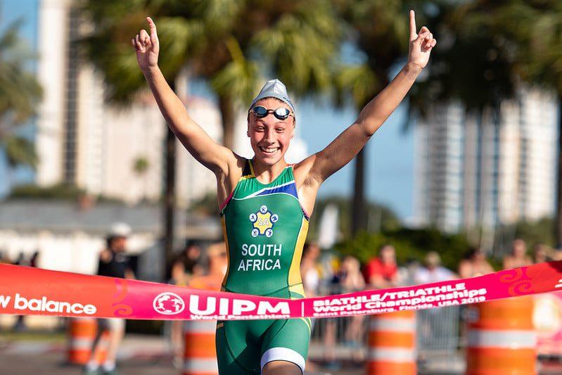 Miché OMS se tweede wêreldkampioen