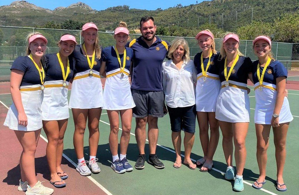 Oranje wéér tweede in tennistoernooi